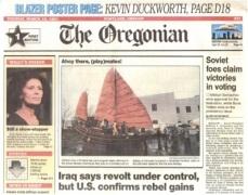 Oregonian Coverage